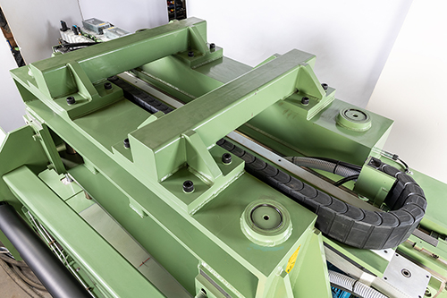 Milling Machine Drive