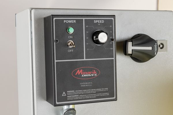 Torch Speed Control